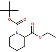 Ethyl 1-boc-piperidine- 2-carboxylate