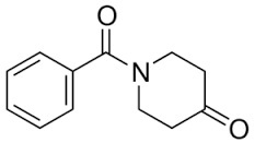 1-Benzoyl-piperidin-4-one