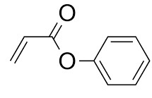 Phenyl acrylate