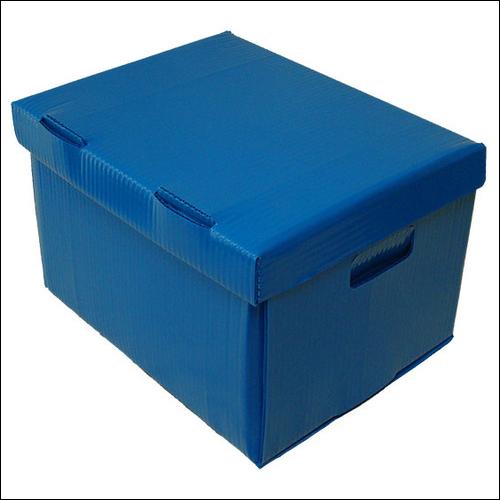 Corrugated Plastic Boxes