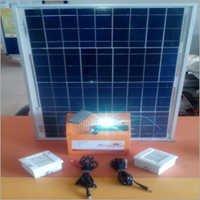 Solar Home Light  (Led)