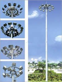 Solar Mast Lights (Led)