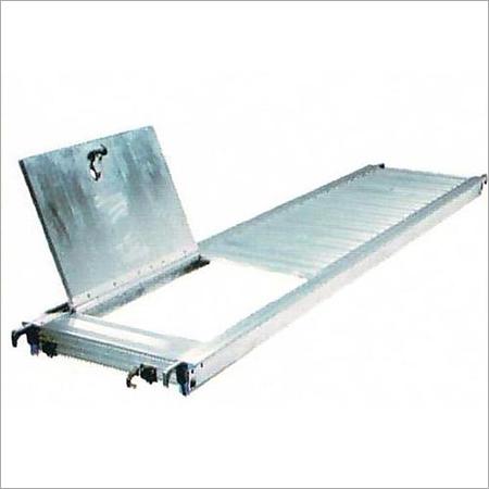 Aluminium Platform With Trap Door