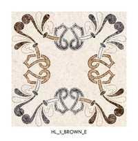 Brown Designer Floor Tile Home Design