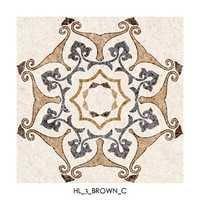 Brown Digital Floor Tiles