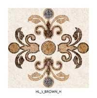 Brown Floor Tiles For Hotel