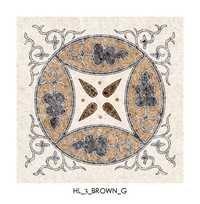 Brown Floor Tiles Hotel Lobby