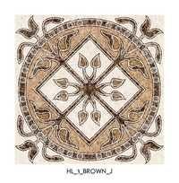 Brown Floor Tiles Modern Design