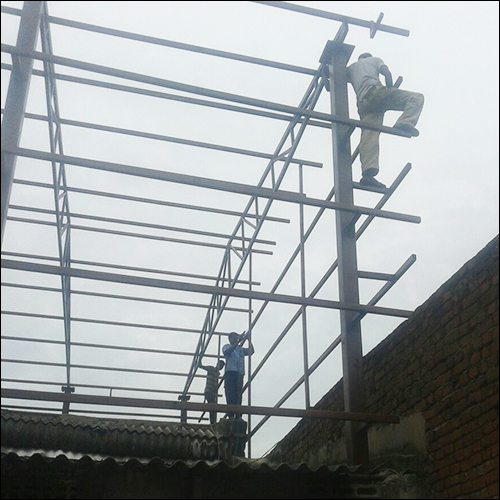 Roof Truss Fabrication Services