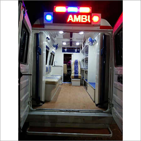 Ambulance Patient Cabin