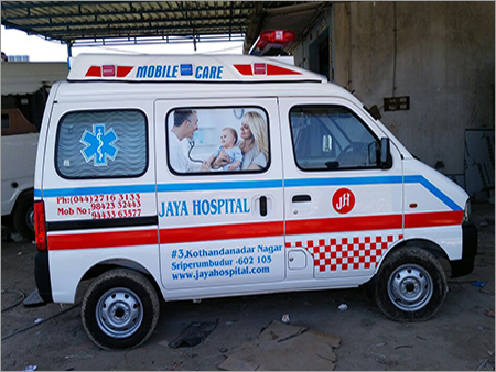 Life Support Ambulance
