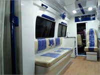 Hospital Patient Cabin