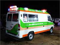 Critical Care Unit Ambulance