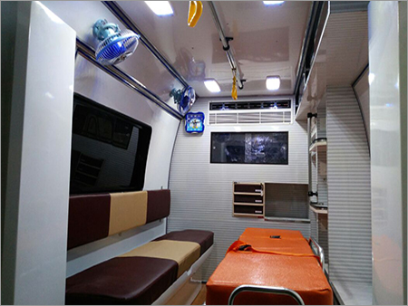 Furnished Patient Cabin