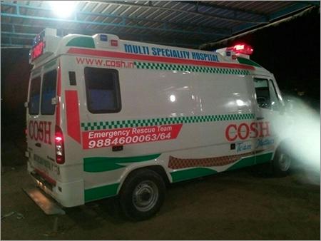 Life Support Ambulance