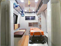 Fully Furnished Patient Cabin