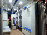 Advanced Life Support Patient Cabin