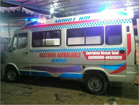 Customized Ambulance