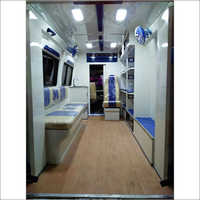 Life Support Patient Cabin
