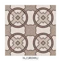 Brown Floor Tiles For Gym