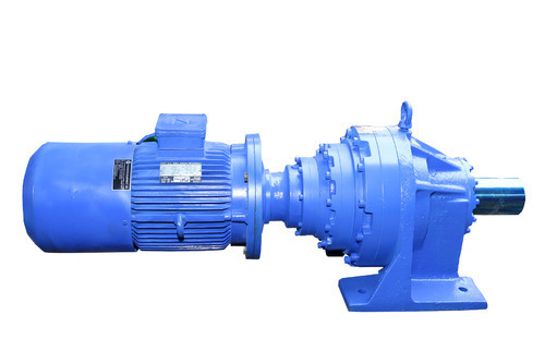 Planetary Gearboxes - Geared Motors