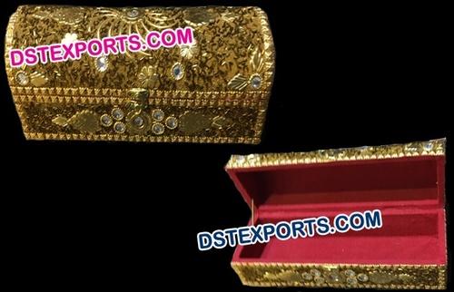 Wedding Decorated jewellery Box