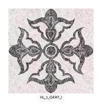 Gray Digital Floor Tiles