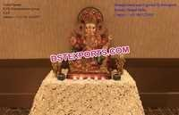 Indian Wedding Entrance Decor Ganesha Statue