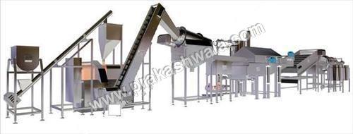 kurkure production plant