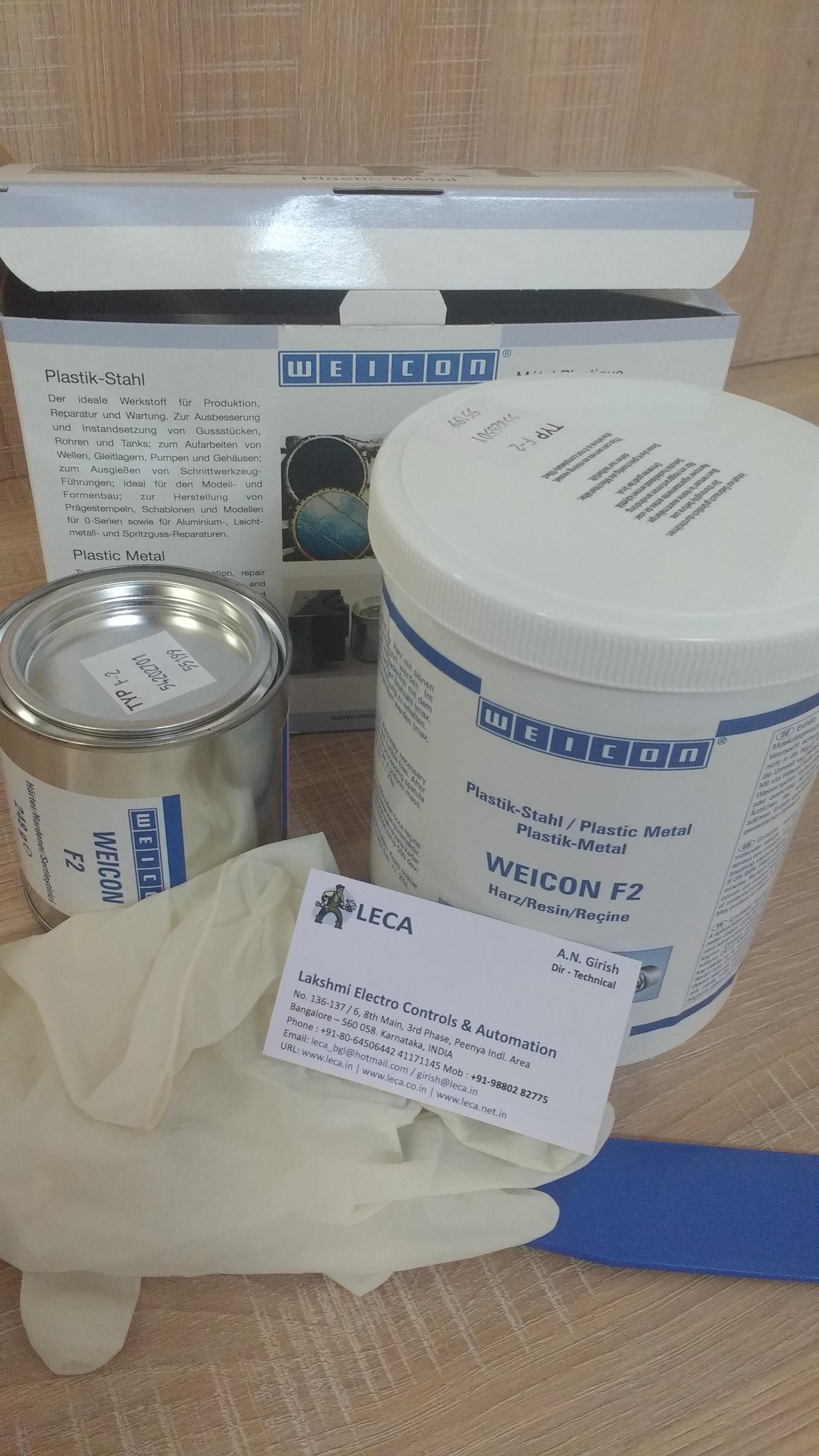 WEICON Plastic Metal F2