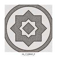 Dark Gray Ceramic Floor Tiles