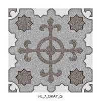 Latest Designer Gray Floor Tiles