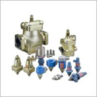 Pressure And Temperature Regulating Valves