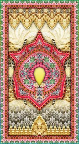 Indian Pure Digital Printed Kaftan