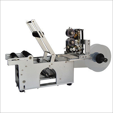 110v-mt50 Round Bottle Labeling Machine With Color
