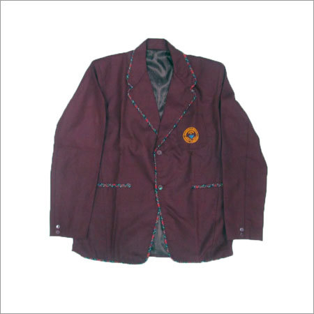 School Winter Blazer