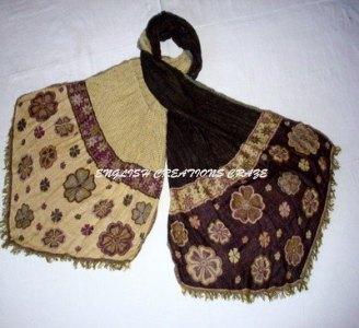 Trendy Jacquard Scarves