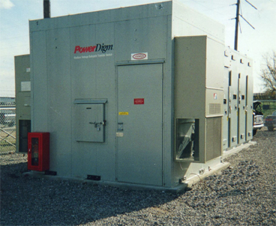 Static Transfer Switch For Medium Voltage