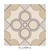 Ivory Digital Floor Tiles