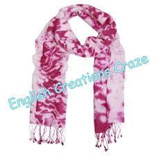 Silk Ombre Dye Plain Dyed Scarves