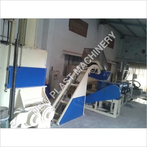 Filler Masterbatch Granules Machine