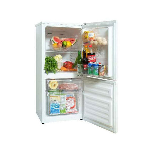 Mini Double-Door Refrigerator