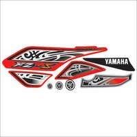 Yamaha Stickers