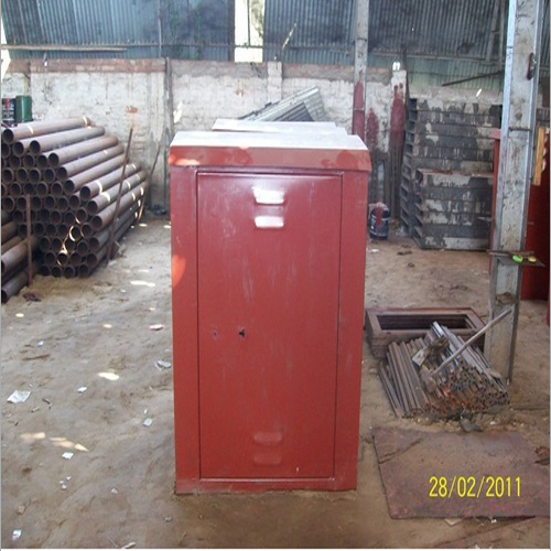Apparatus Case Steel