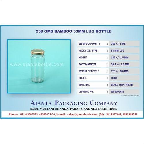 Bamboo 53 MM LUG Bottle