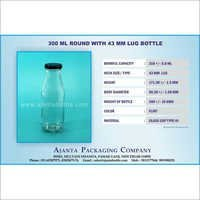 43 MM LUG Neck Bottle