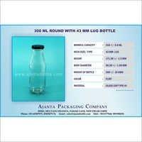 43 MM LUG Neck Bottle