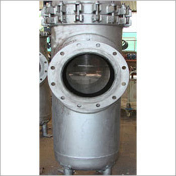 SS Industrial Strainers