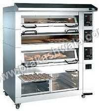 Deck Oven Machine