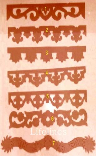 Bandawar Cutouts
